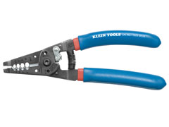 Wire Stripper-Cutter, for 6-12 AWG Stranded