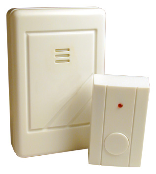 Wireless Chime Plug-In Receiver